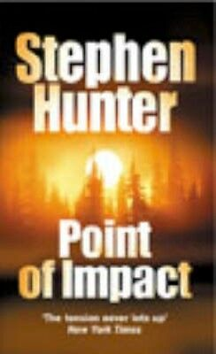 NEW Point Of Impact by Stephen Hunter BOOK (Paperback)