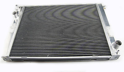 Bar And Plate Aluminum Racing Radiator For 1999+ Land Rover Defender 2.5 Td5