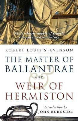 NEW The Master Of Ballantrae by Robert Louis Stevenson BOOK (Paperback)