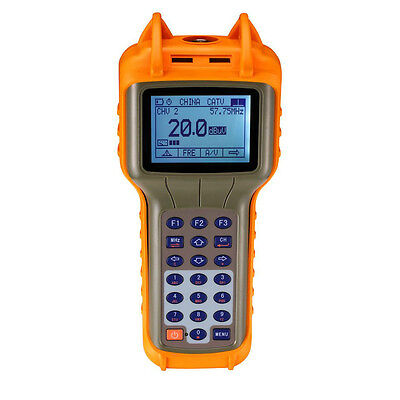 RY-S110 Digital Signal Level Meter CATV Cable TV DB Tester Measurement 46~870MHz