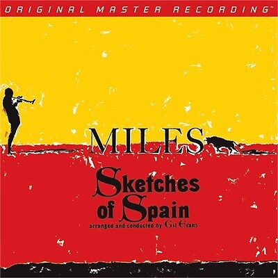 MFSL Miles Davis Sketches of Spain Vinyl-LP 180G Original Master Recording 1-375