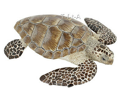FREE SHIPPING | Papo 56005 Cacouanne Turtle Toy Reptile Replica - New in Package