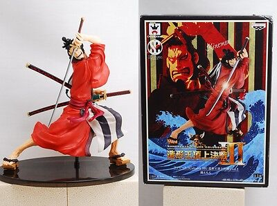 One Piece Kinemon PVC Figure SCultures Big Modeling King Colosseum 3 vol.2 Bp Jp