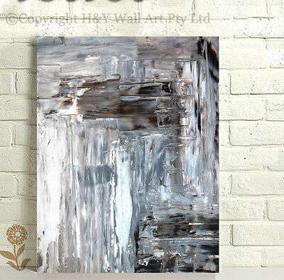 Abstract Stretched Canvas Prints Framed Wall Art Home Restaurant Decor Painting