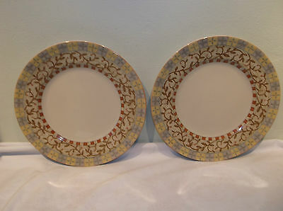 A Beautiful Pair of Interiors PTS International Barcelona Dinner Plates
