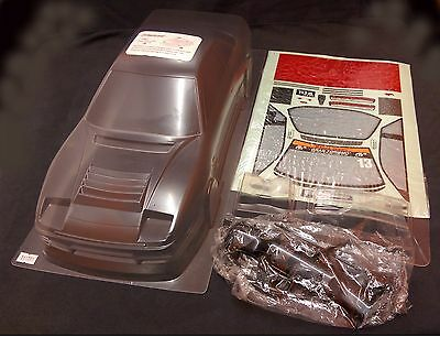 MATRIXLINE RC 1/10 EP Car 195mm Clear Unpainted Body Shell bodies NISSAN DM13