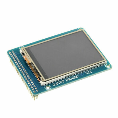 2.4 inch TFT LCD Module Display with Touch panel SD card 240x320 UK Seller New