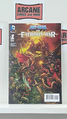 He-Man & The Eternity War #1 1st Print Cover A DC Comics Masters of the Universe