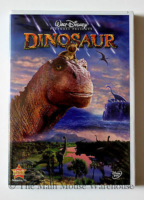 Disney 39th Animated Feature Film DINOSAUR Visually Remarkable Kids Movie on DVD