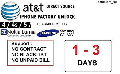 Unlock Code For HTC One X (AT&T), HTC One X+ (AT&T) & HTC One VX (AT&T)
