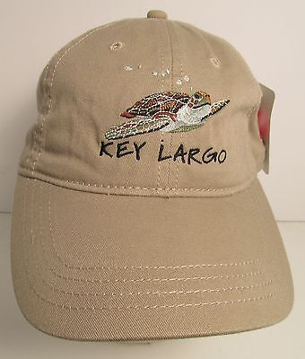 Pennekamp Sea Turtle Diving Key Largo Florida Keys USA Kid's Size  Hat Cap