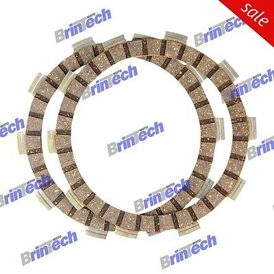 CLUTCH FRICTION PLATE SET FERODO : FCD0410 [6P] For