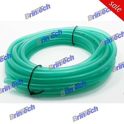FUEL HOSE - GREEN 10.0 X 15 MM / 10M For