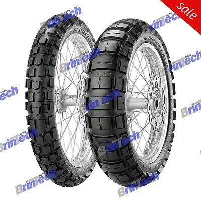 SCORPION RALLY FRONT 110/80-19 M/C 59R M+S TL For