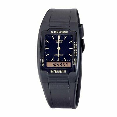 Casio Men's Classic Ana-Digi Watch AQ47-1E