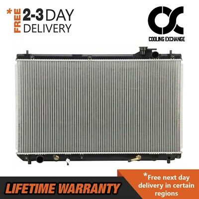 2452 New Radiator Toyota Highlander 2001 - 2007 3.0 3.3 V6 Lifetime Warranty