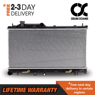 New Radiator For Forester 09-12 Legacy Outback 05-09 2.5 H4 Lifetime Warranty
