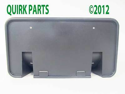 2002-2004 Ford F250 F350 F450 F550 Excursion Front License Plate Bracket OEM NEW