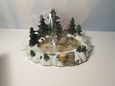 Department 56 Accessory Village Pine Point Pond MIB