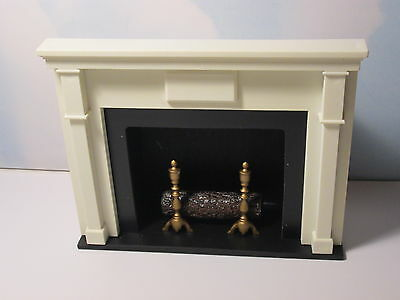 Decorated Fireplace and Hearth Accessory for Byers Choice 2009