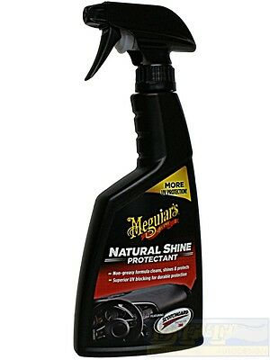 Meguiar`s Natural Shine Protectant Spray 473 ml,  25,26 EUR / Liter