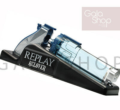 Replay Relover 80Ml Profumo Uomo Homme Men Edt Eau De Toilette Spray Pistola