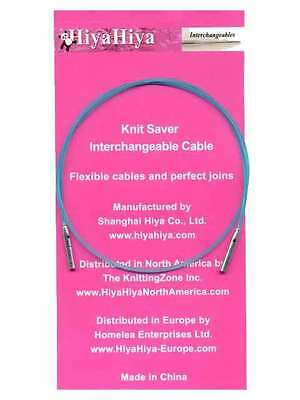 "HiyaHiya ::Interchangeable Cable Small 40""/42"":: New with LifeLine Holes"