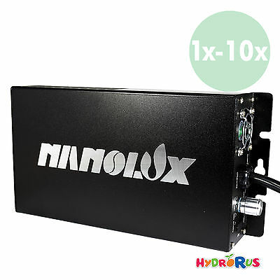 Nanolux OG Series 1000w watt 120 240v volt MH HPS Ballast Dimmable WHOLESALE LOT