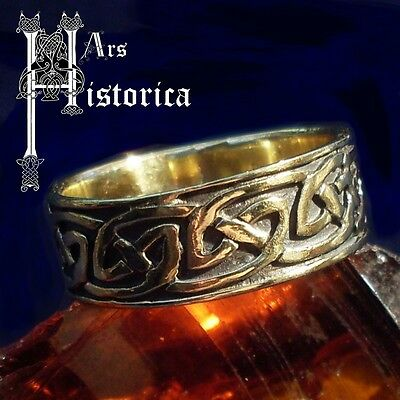 Ring Bronze Wikinger LARP VIKING SILVER KELTE CELTS