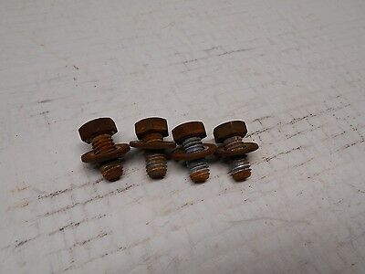 JOHN DEERE 316 318 W/ ONAN LAWN AND GARDEN TRACTOR SEAT MOUNTING BOLTS