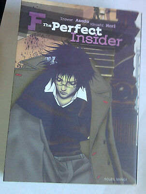 chefs d'oeuvres de Hiroshi Mori  2 F THE PERFECT INSIDER (Soleil Manga)