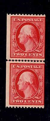 1910 Scott #386 LP MNH (Weiss Cert) -  - high CV!