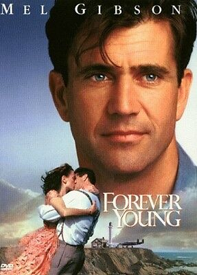 Forever Young DVD  -  mit Mel Gibson, Jamie Lee Curtis  NEU / OVP