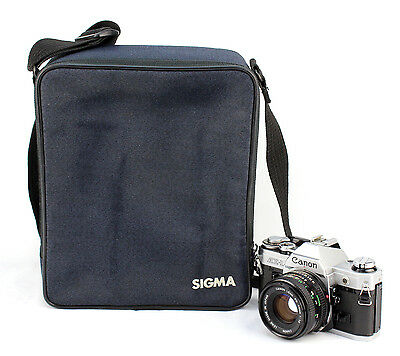 SIGMA DSLR Camera Bag (Fits Canon Nikon)