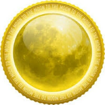 50000 x MOONCOIN 50K MOON Coins Direct to your Wallet + 500 free with Feedback!