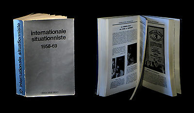 SITUATIONNISME DEBORD (Guy)] Internationale situationniste (1958 - 1969). 12/12.