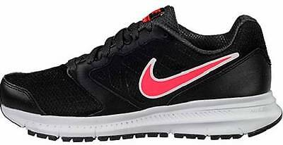 Women's NIKE DOWNSHIFTER 6 Black/Pink Athletic Running Casual Sneakers Shoes NEW