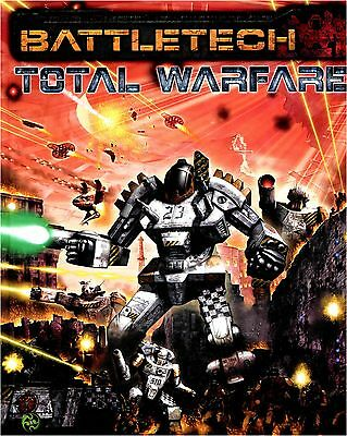 BattleTech Total Warfare | Regelbuch