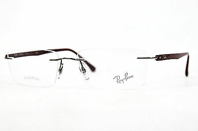 Ray-Ban Fassung / Glasses  RB8694 1136 Gr. 55 Light Ray Insolvenzware  # 304