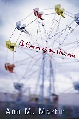 A Corner of the Universe by Ann Martin 2002 First Edition Hardover Full # Line