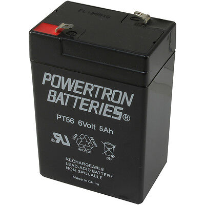 Peg Perego Replacement Battery 6V-THOMAS Ride-On Train