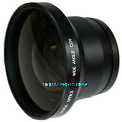 52mm Fisheye Wide Angle Lens with macro for Nikon D5500 D3300 D5300 D3200 D7200