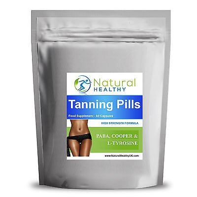 Tanning pills - Get Your Deepest, Darkest Tan Ever - Tan Pills Faster Bronze
