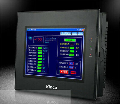 10.1 inch Kinco HMI Touch Screen Panel MT4512T with Programming Cable&Software