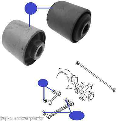 Fits NISSAN TERRANO 1993-2006 REAR ARM BUSHING FOR LATERAL CONTROL ROD x4