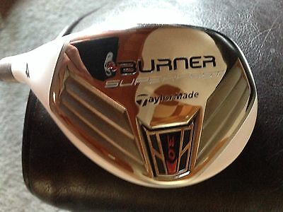 Taylor Made Burner Superfast 3.0 LH 4 Hybrid Stiff Flex. Brand New. $150 Retail.