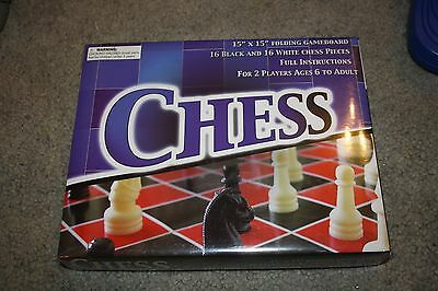 CHESS BRAND NEW FACTORY SEALED
