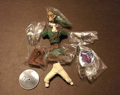 RARE Yujin The Legend of Zelda Twilight LINK Figure