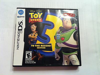 Toy Story 3: The Video Game Nintendo DS   - COMPLETE