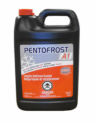 PENTOSIN PENTOFROST A1 Antifreeze Specially Formulated For Asian Vehicles 3.78L